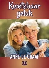 Anke de Graaf Kwetsbaar geluk - grote letter uitgave