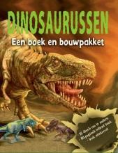 TextCase , Dinosaurussen, een boek en bouwpakket
