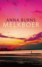 Anna  Burns Melkboer