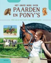 Ute  OCHSENBAUER Het grote boek over paarden en pony`s