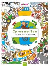 Lizelot  Versteeg Op reis met Sam.