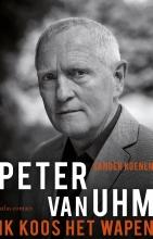 Sander Koenen , Peter van Uhm: ik koos het wapen