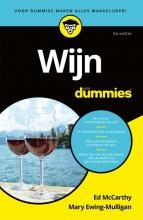 Ed  McCarthy, Mary  Ewing-Mulligan Wijn voor Dummies, pocketeditie