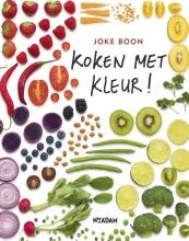 Joke Boon , Koken met kleur!