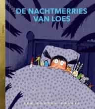 Loes  Riphagen De nachtmerries van Loes, Loes Riphagen, Gouden Boekje