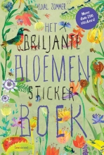Yuval Zommer , Het Briljante Bloemen Boek Stickerboek