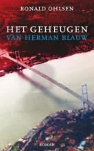 Ronald  Ohlsen Het geheugen van Herman Blauw