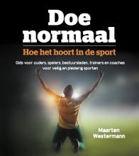 Maarten Westermann , Doe normaal