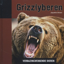 Jacqueline  Dineen Grizzly beren