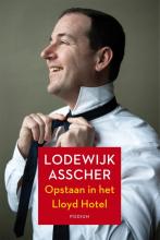 Lodewijk  Asscher Opstaan in het Lloyd Hotel