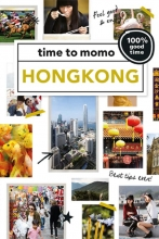 Annemarelle van Schayik time to momo Hongkong