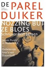Bert  Jansen Parelduiker 2016/3 - Nozzing but ze bloes