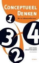 Dick Holzhaus , Conceptueel denken met de 4WaardenMethode