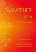 I. Stigter , Taalatelier Informatie zoeken Docentenboek
