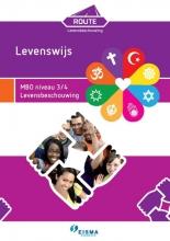 Klaas van den Herik , Route Levensbeschouwing Levenswijs MBO niveau 3/4