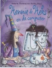 Valerie  Thomas Hennie de Heks en de computer