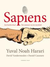 Yuval Noah Harari , Sapiens graphic novel