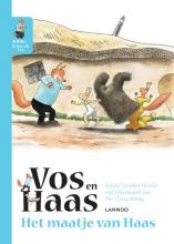 Thé Tjong-Khing Sylvia Vanden Heede, Ik leer lezen met Vos en Haas - Ik lees als Vos - Het maatje van Haas