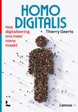Thierry Geerts , Homo Digitalis