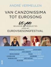 André Vermeulen , Van Canzonissima tot Eurosong
