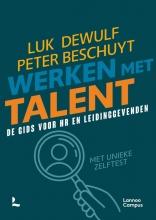 Peter Beschuyt Luk Dewulf, Werken met talent