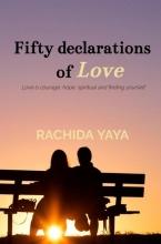 Rachida  Yaya Fifty declarations of love