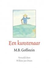M.B.  Goffstein Een kunstenaar