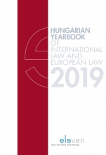 , Hungarian Yearbook of International Law 2019