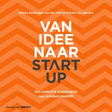 Sabine  Kerkmeijer-van der Peijl, Natalie van Zeeland Van idee naar start-up