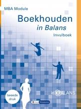 Sarina van Vlimmeren, Henk  Fuchs, Tom van Vlimmeren Boekhouden in Balans