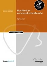 G.J. Vonk S. Klosse, Hoofdzaken socialezekerheidsrecht