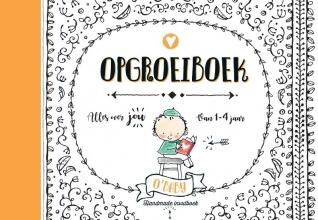 , O`Baby Opgroeiboek