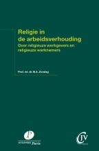 Wijnand A.  Zondag Religie in de arbeidsverhouding