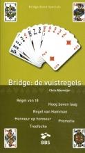 Chris Niemeijer , Bridge: de vuistregels