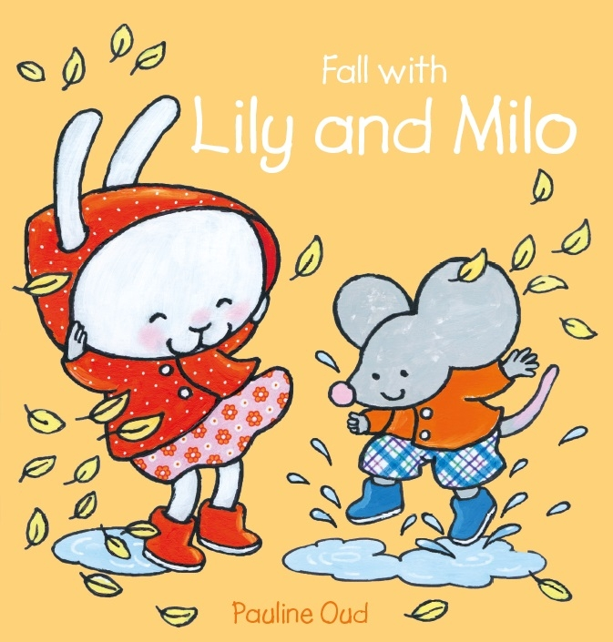 Oud, Pauline,Fall With Lily and Milo