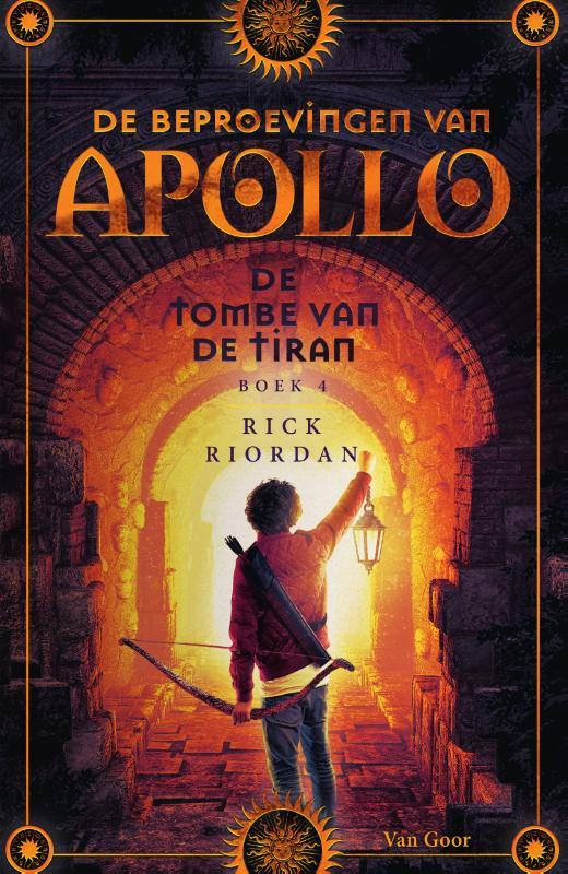 Rick Riordan,De tombe van de tiran