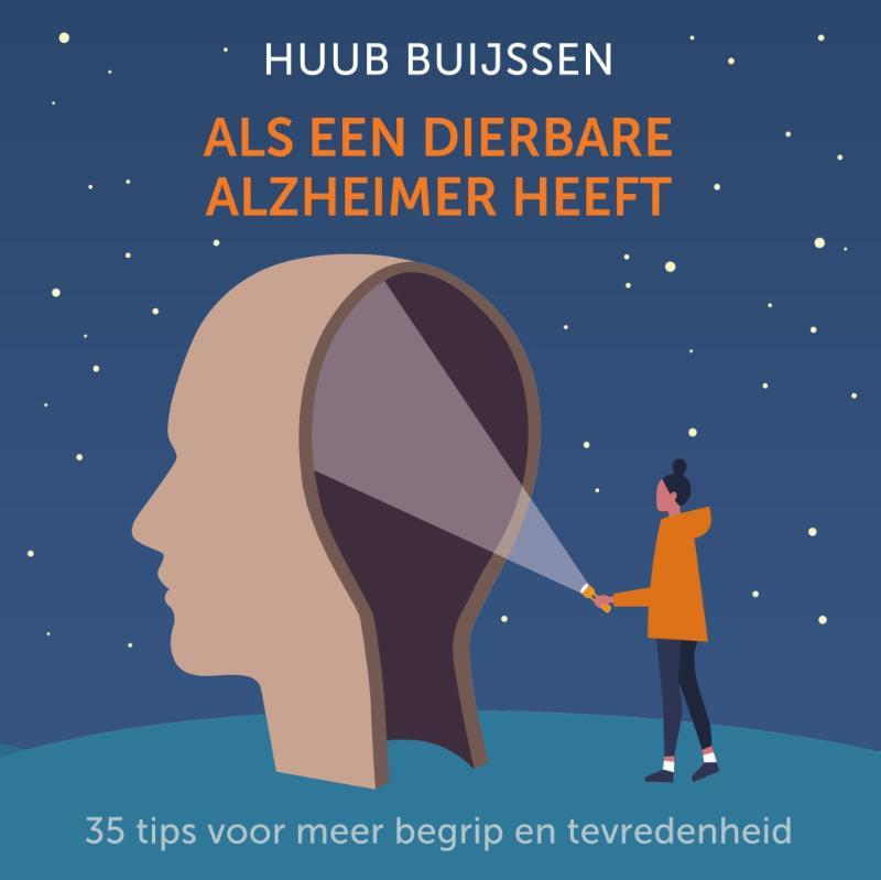Huub Buijssen,Als een dierbare alzheimer heeft