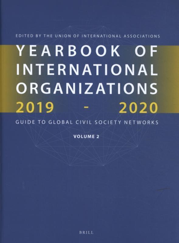 ,Yearbook of International Organizations 2019-2020