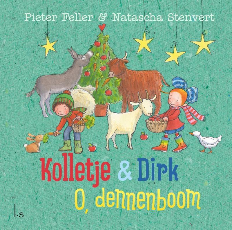 Pieter Feller, Natascha Stenvert,O, dennenboom