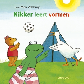 Max Velthuijs,Kikker leert vormen
