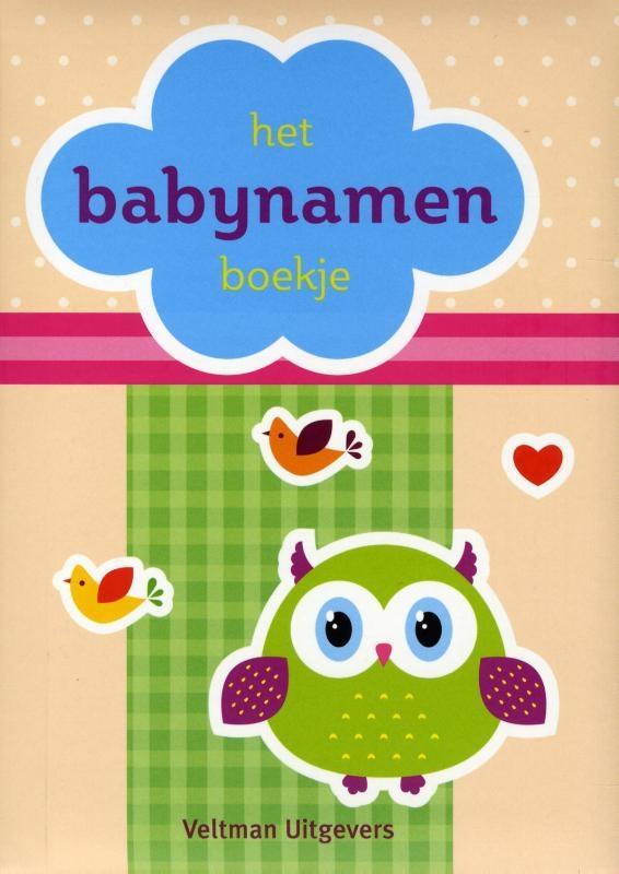 ,Babynamen boekje