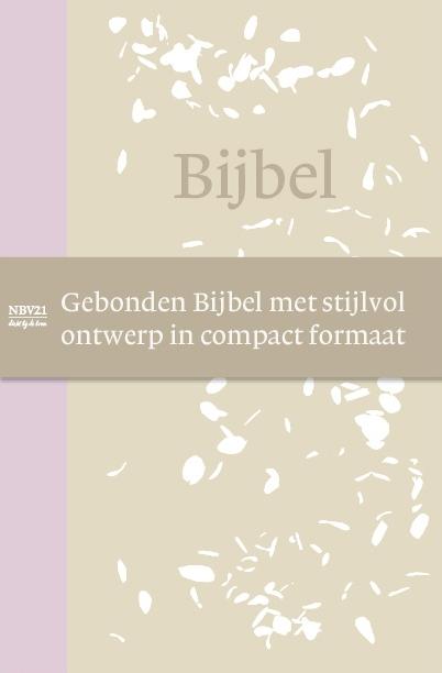 NBG,Bijbel NBV21 Compact Pastel