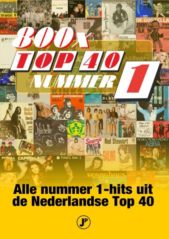 Harry Denekamp,800 nummer 1-hits uit de top 40