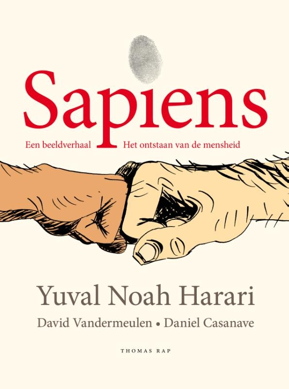 Yuval Noah Harari,Sapiens graphic novel