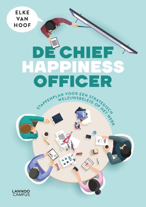 Elke Van Hoof,De Chief Happiness Officer