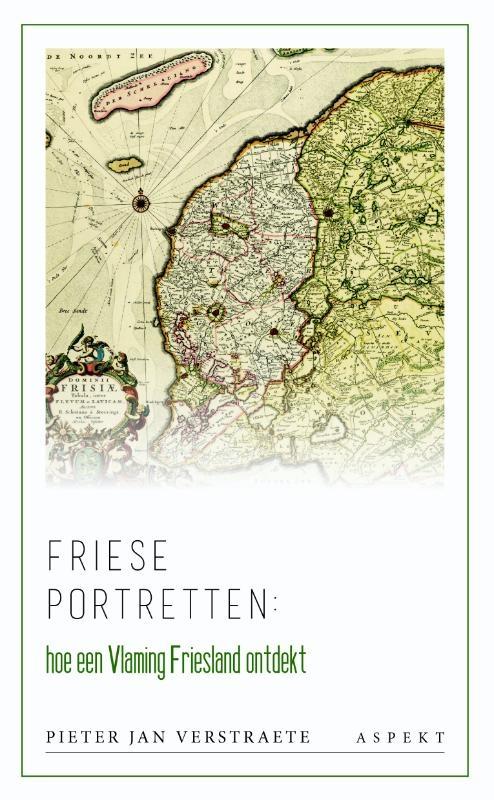 Pieter Jan Verstraete,Friese portretten
