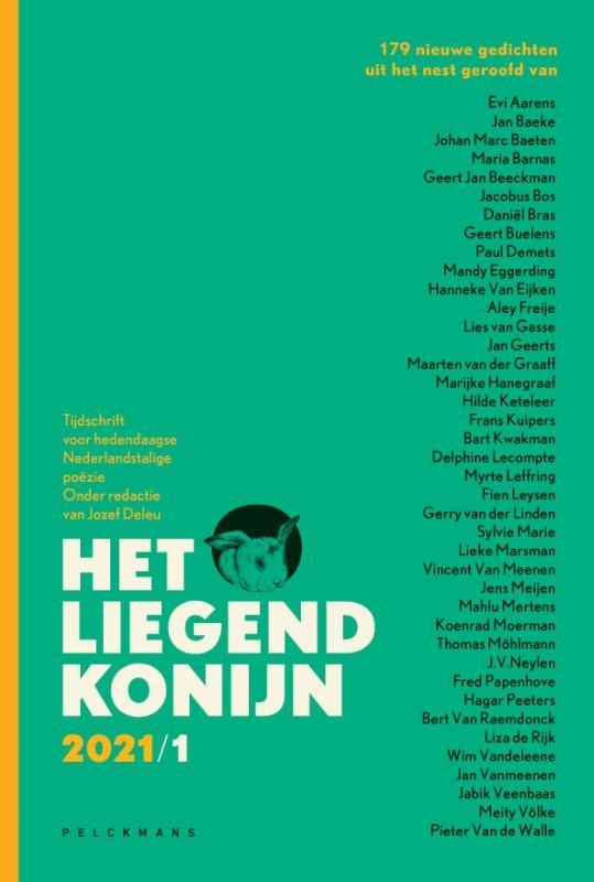 Jozef Deleu,Het Liegend Konijn 2021/1