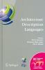 Pierre Dissaux,   Mamoun Filali Amine,   Pierre Michel,   Francois Vernadat,Architecture Description Languages
