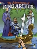 Roytman, Arkady,The Adventures of King Arthur Coloring Book