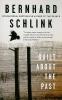 Schlink, Bernhard,Guilt About the Past